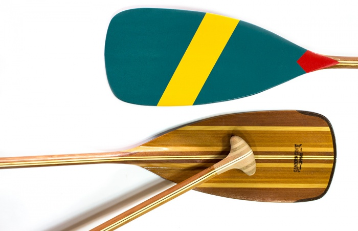 Sandborn Canoe Paddles