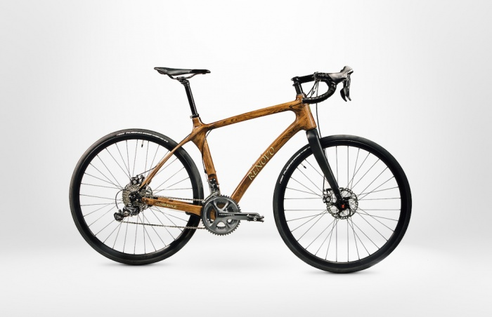 This $7,000 Bike Is Made From Whisky Barrels | GearJunkie