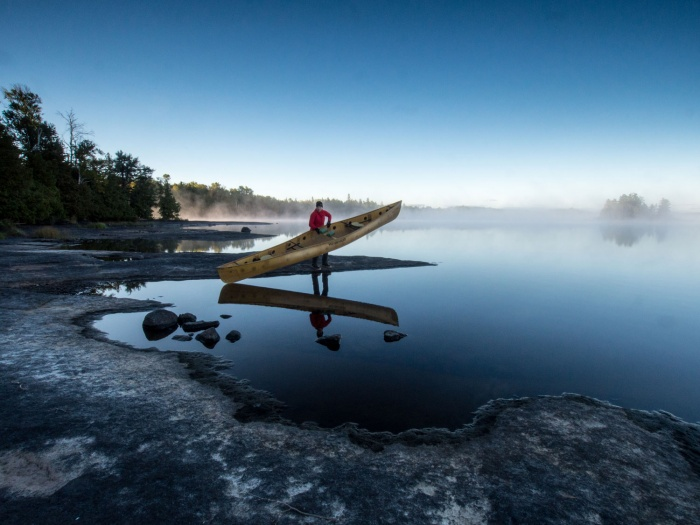 Year In The Wilderness Boundary Waters