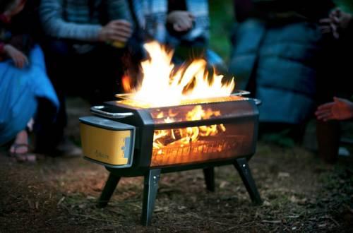 BioLite FirePit smokeless fire pit