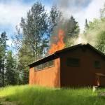 bunk-house-burning