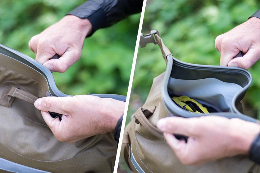 example watershed bike bag