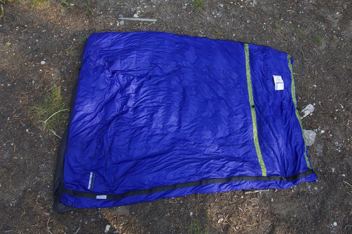 Review A Serious Sleeping Bag For Kid Backpackers