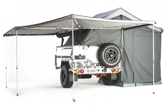 patriot camper trailer x1 overland