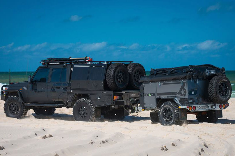 Tough As Nails Australian Overland Trailer Hits U S