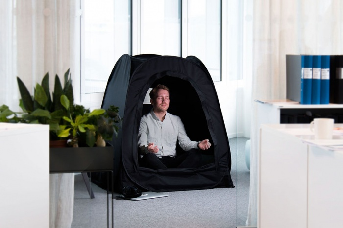 Tired At Work Try Indoor Nap Tents Gearjunkie