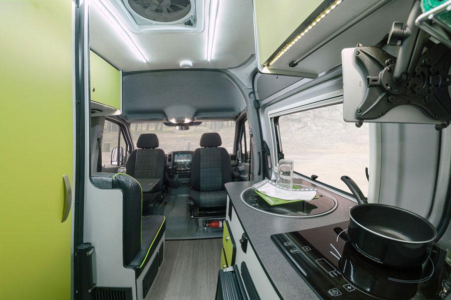 winnebago revel-interior-rear