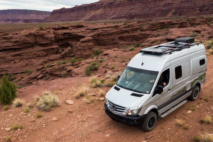 Winnebago Revel 4x4 Adventure Camper