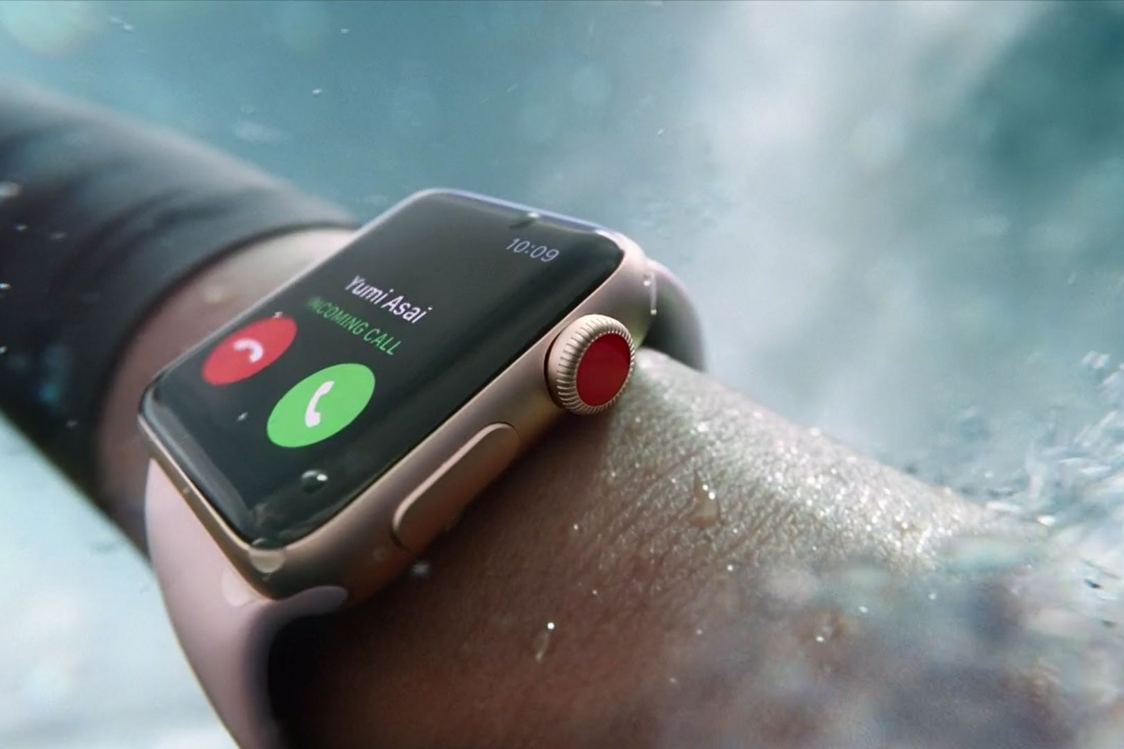 Apple's New Series 3 Apple Watch Has Cell Connection, $399 Price Tag