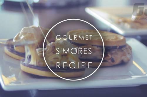 Gourmet Smores Recipe