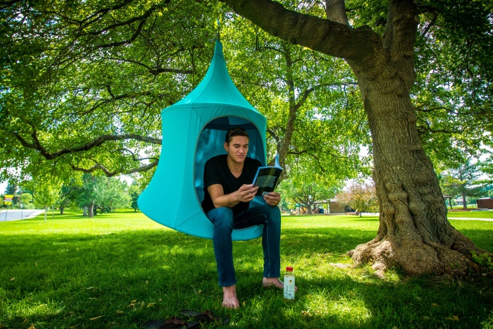 mesh treepod hammock Lounger and Cabana