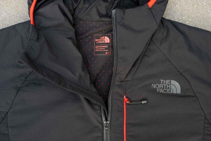 Laser perforations visible inside the Ventrix jacket