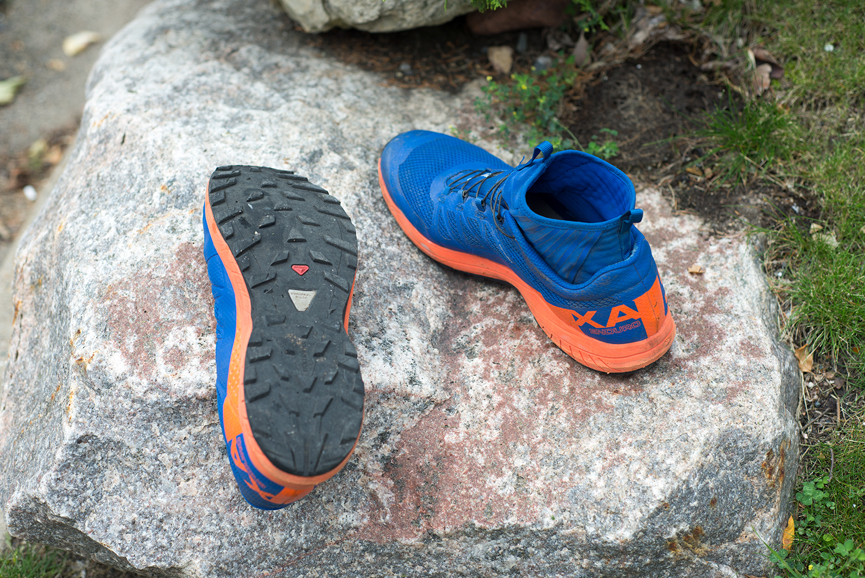 Salomon XA Enduro trail running shoe review Active Traveller