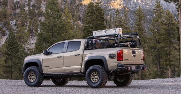 Ultimate Midsize Adventure Truck: Chevy Colorado ZR2 AEV