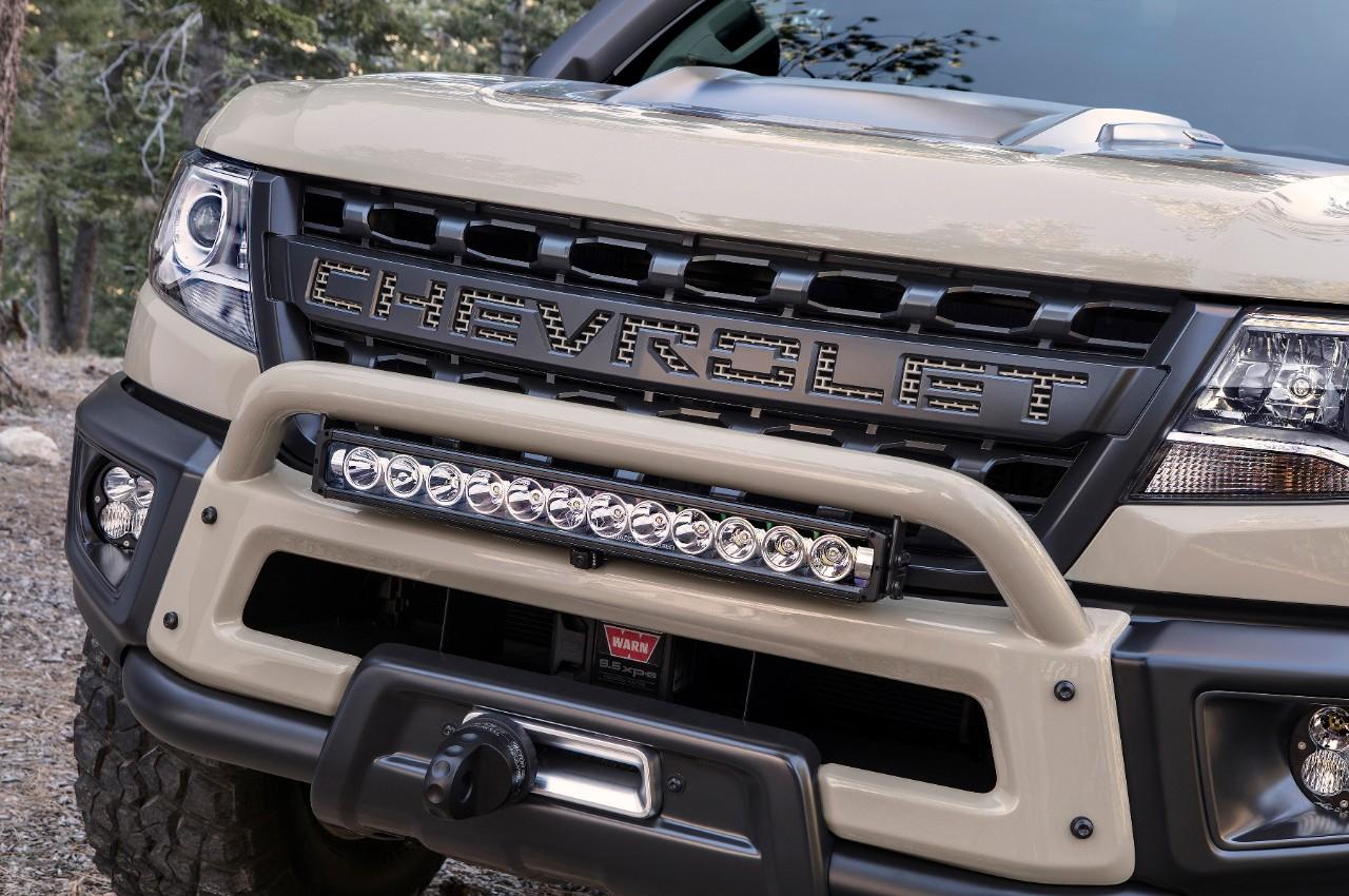 Ultimate Midsize Adventure Truck Chevy Colorado Zr2 Aev