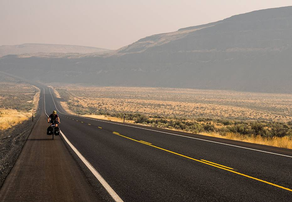 Packing It Out Finish Biking Across America