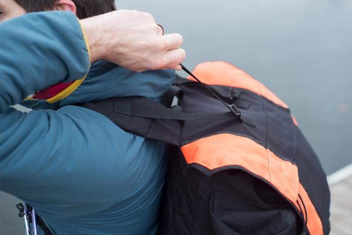 kondos outdoors trailblazer backpack suspension straps