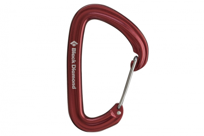 Black Diamond carabiner on sale