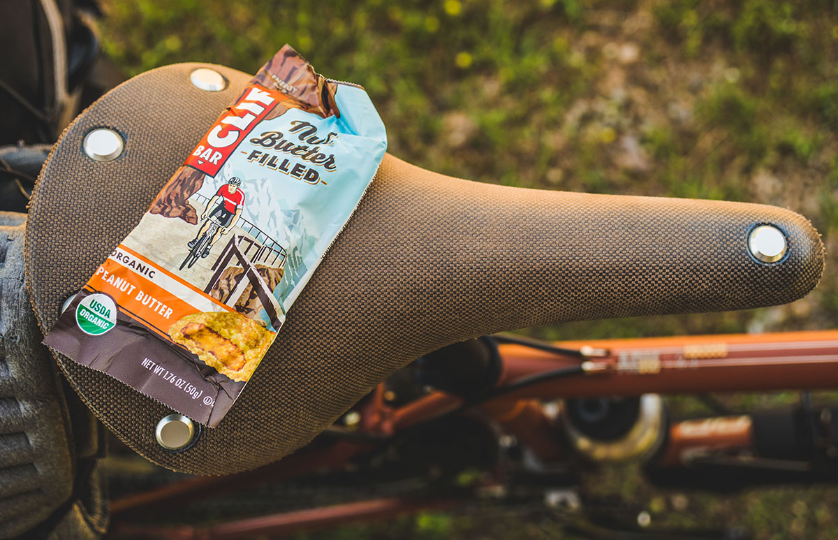 65ca251e97 Rubber vs. Leather: Head-to-Head Brooks Saddle Review   GearJunkie