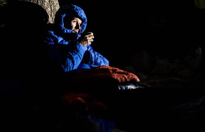 Francois D'Haene Muir Trail fkt