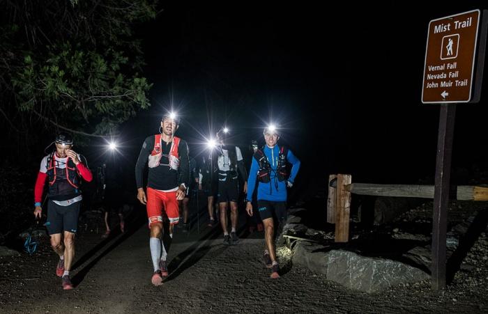 Francois D'Haene John Muir Trail FKT