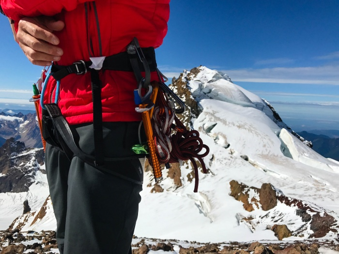 Black Diamond Vision Alpine Ice Climbing Harness Review