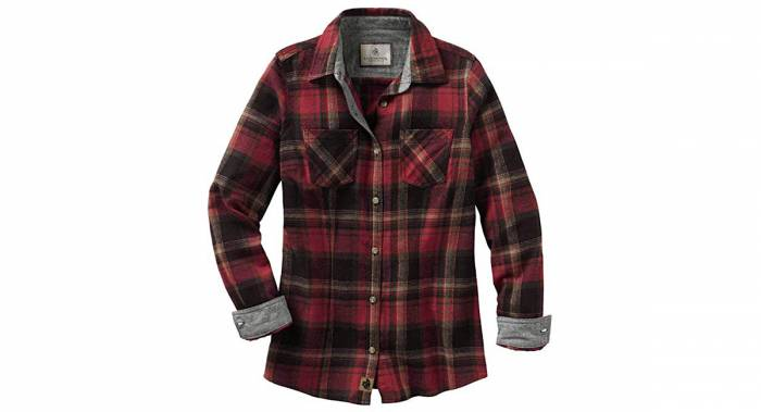 Legendary Whitetails Budget Flannel - Best Women's Flannels