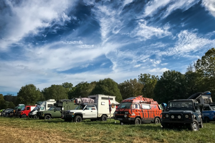 Drive Anywhere Sleep Top Vehicles From Overland Expo