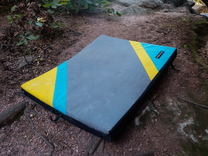 Backcountry Pad Organic Climbing Mystery Ranch Review