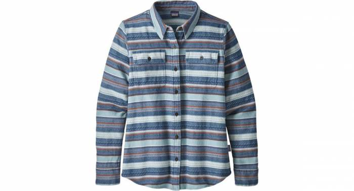 Patagonia Fjord Flannel - Best Women's Flannel Shirts