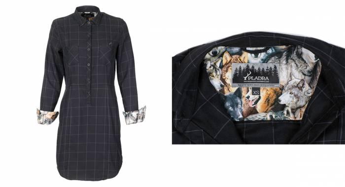 Pladra Flannel USA Made - Best Women's Flannel