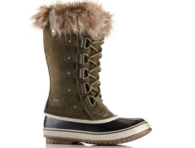 Sorel Joan of Arctic Tall Fur-Trimmed Women's Snow Boot