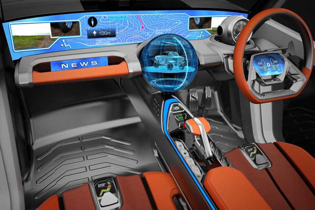 Suzuki-e-Survivor-Concept-interior-blue
