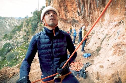 Best Belay Ever Rock Climbing