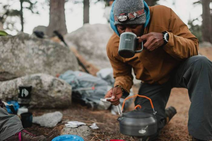 camping-gear-campsite-coffee-campfire