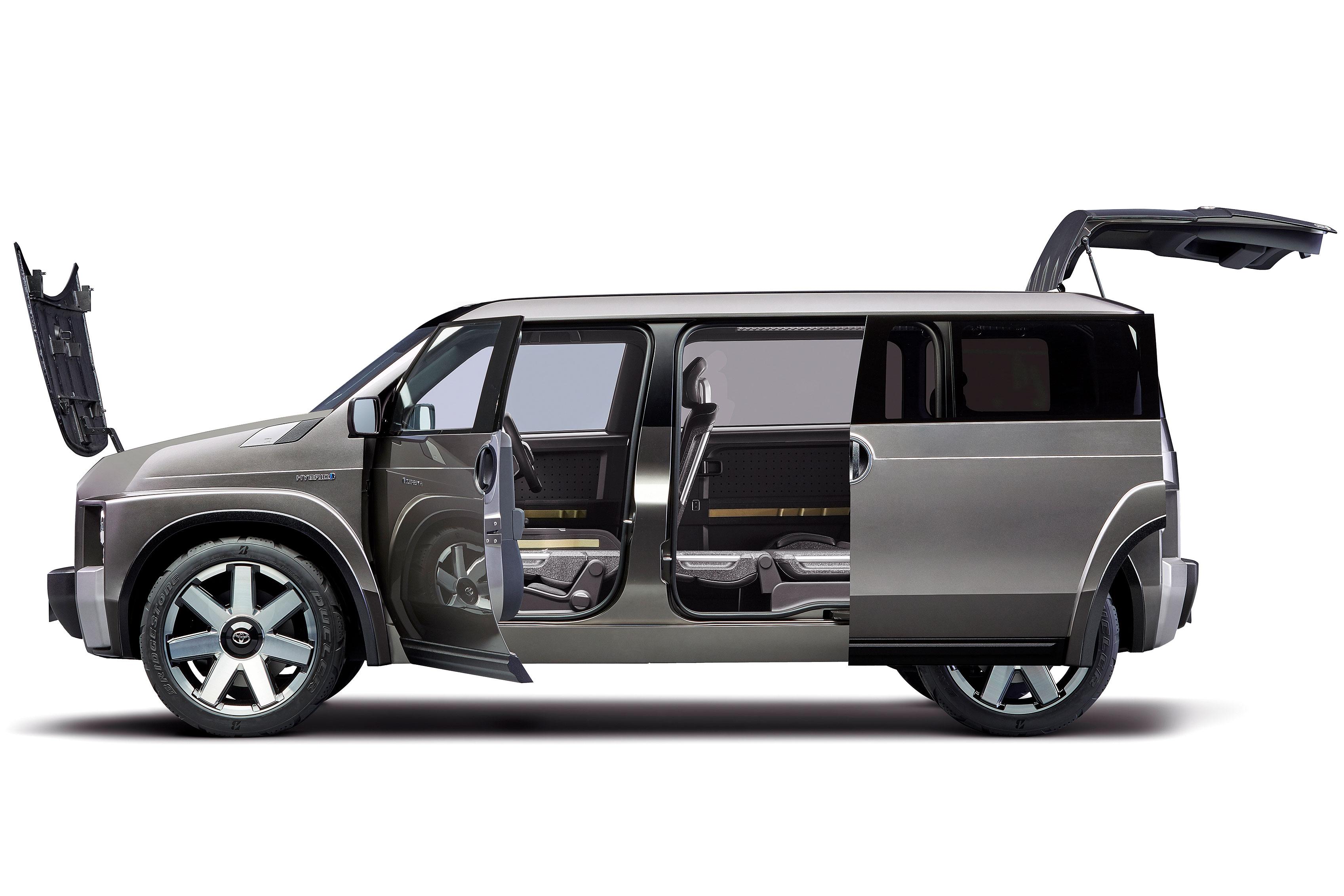 Toyota utility van