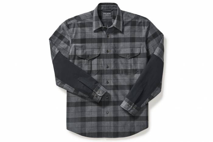 Best Flannel: Filson Weather Worker Jac Shirt