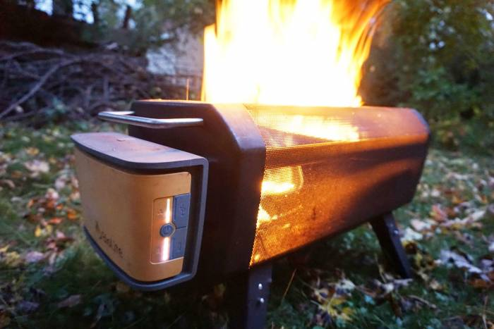 biolite Stove review fire pit