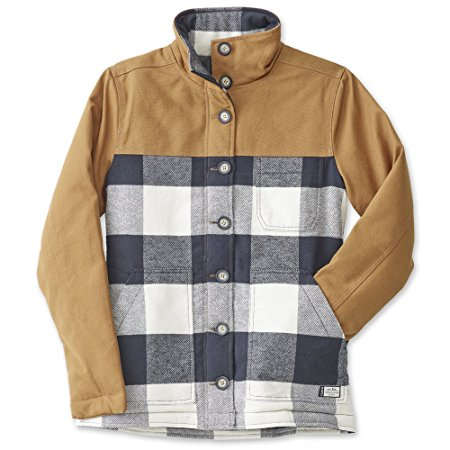 Kavu Highland Flannel Jacket for Women, a classic style with great buttons