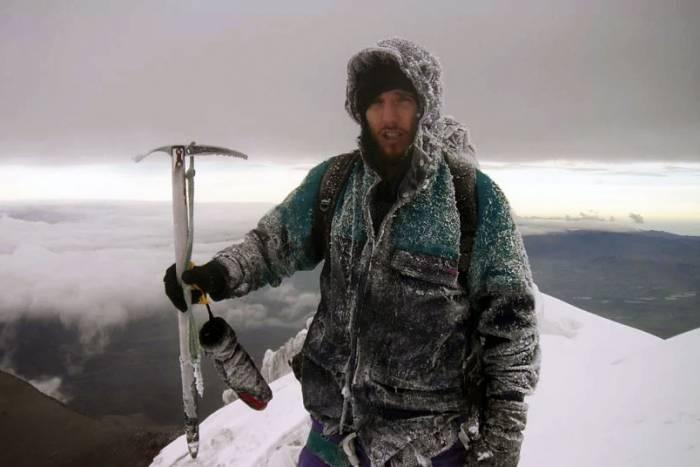 ken jones summit ecuador