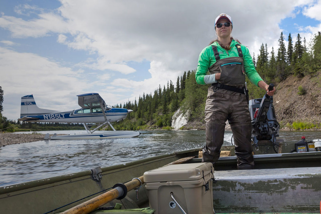 Type-Cast: Top Alaska Fly Fisher Isn't Just 'One of the Guys'   GearJunkie