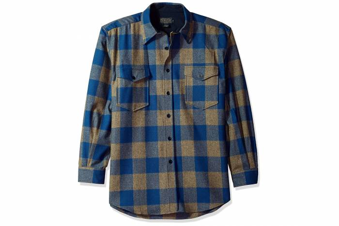 Best Flannel: Pendleton Mills Guide Shirt