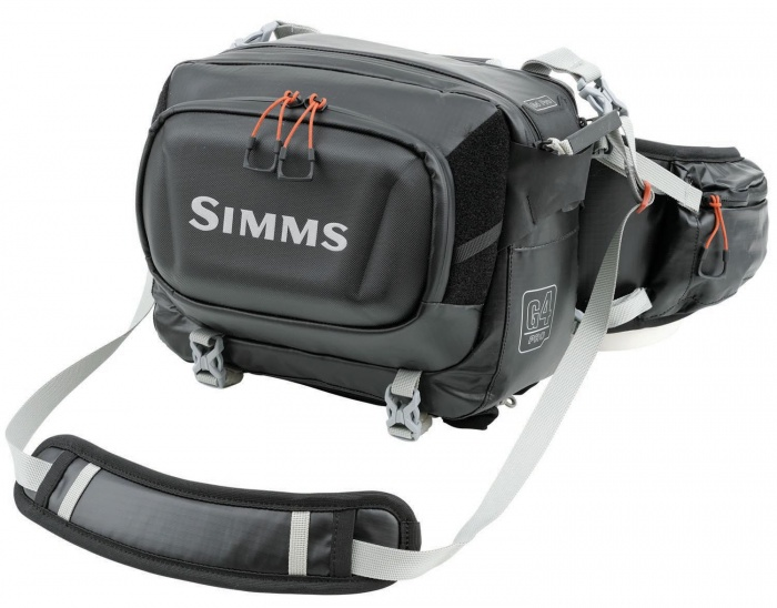 Simms g4 pack: Guide recommended best fly fishing gear