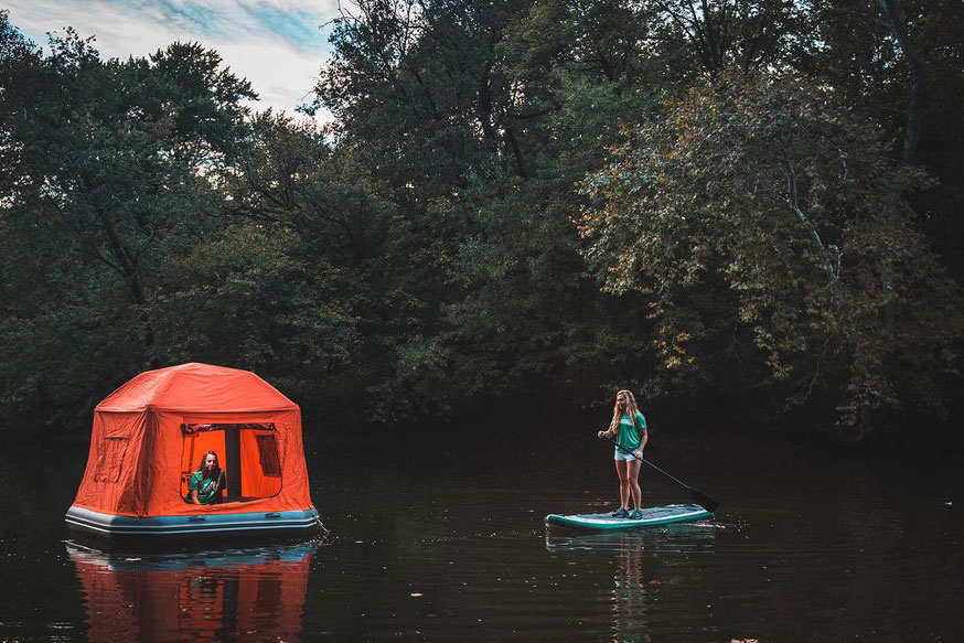 smithfly shoal floating tent