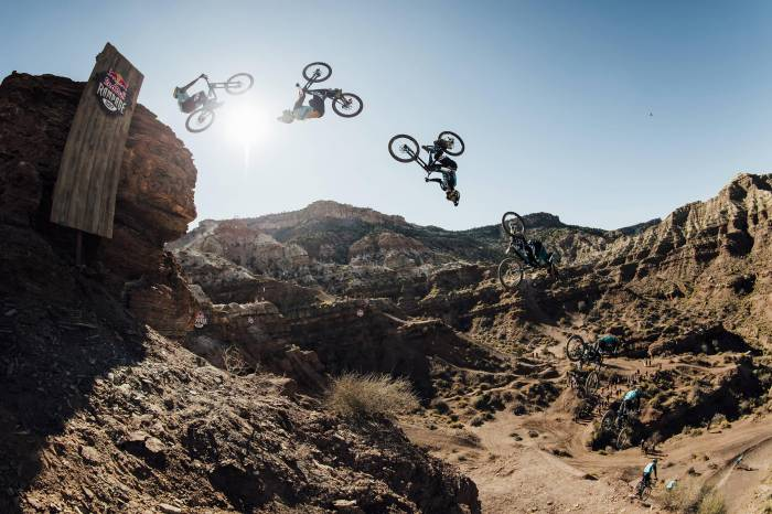 Red bull rampage 2017 winning run kurt sorge