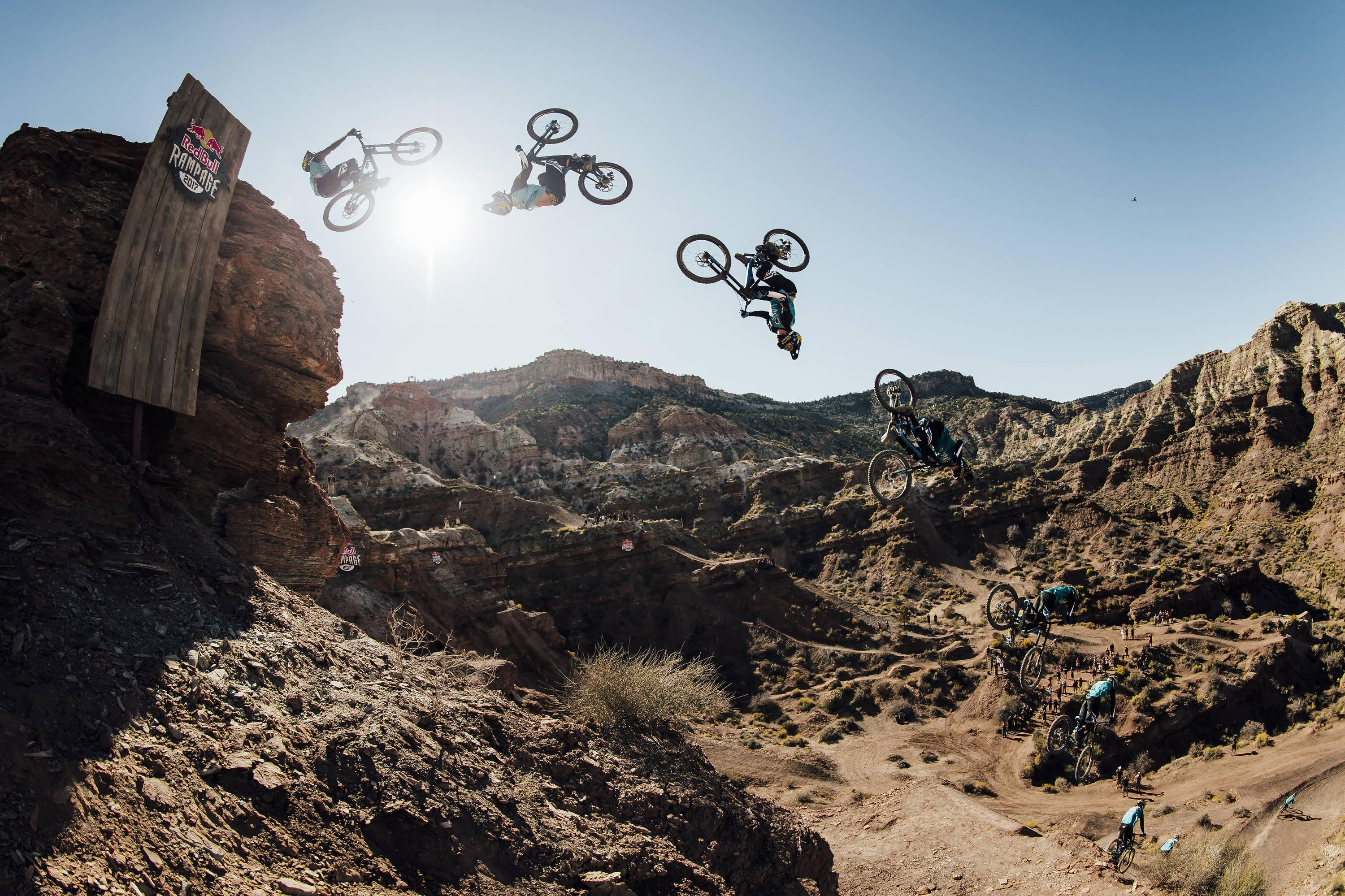 Red Bull Rampage >> Mind Blown Watch Red Bull Rampage 2017 Winning Run Gearjunkie