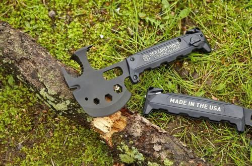 survival axe elite off grid tools