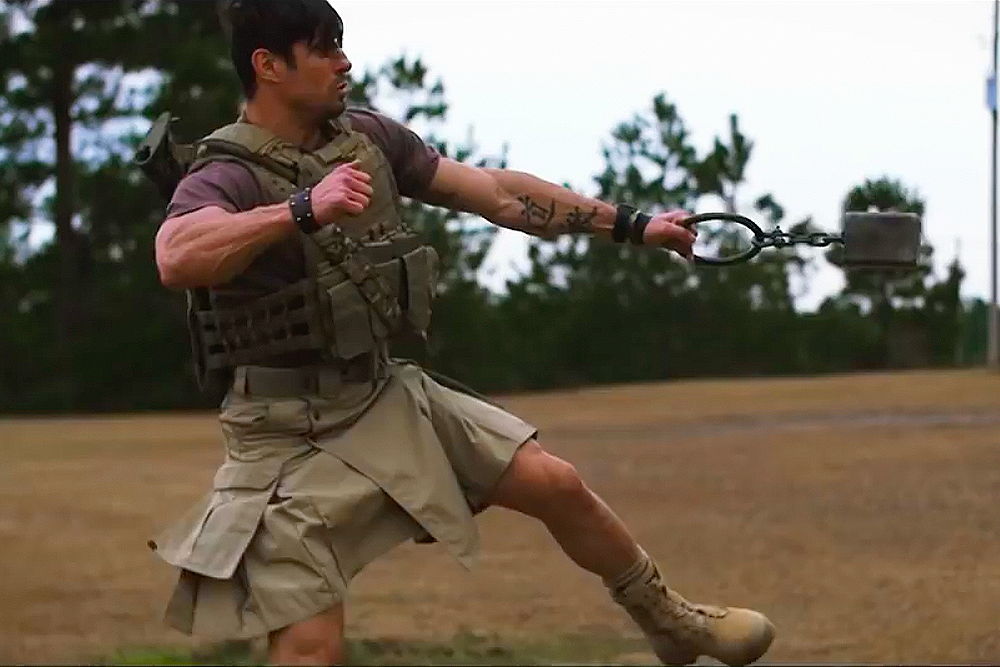 tactical kilt