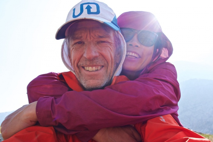 Husband-Wife Team Bags 33 Wind River Peaks in Three Weeks