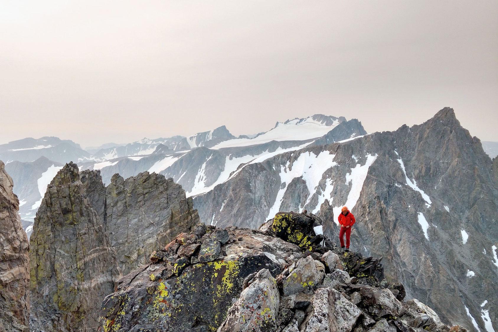 Husband-Wife Team Bags 33 Wind River Peaks in Three Weeks